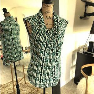 Liz Claiborne Size M Tank Dress Fitted Top